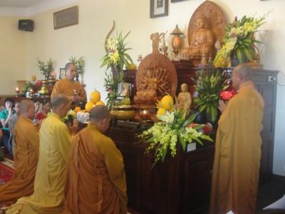 Kỳ sinh hoạt Phật pháp tháng 8