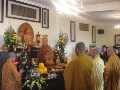 Sinh Hoạt Phật Pháp Tháng 10 Âm Lịch