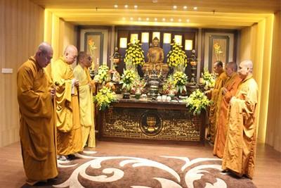 Hoan hỷ chuẩn bị Kỳ sinh hoạt Phật Pháp tháng 5 Âm lịch